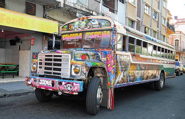 Bus Panama City