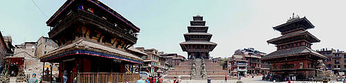 Durbar Square in Patan, Nepal