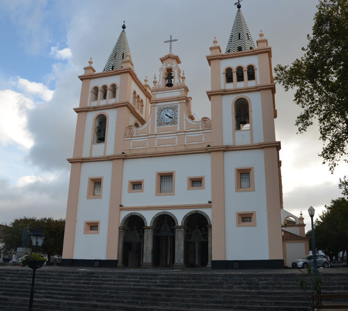 Kathedrale Sé in Angra do Heroísmo