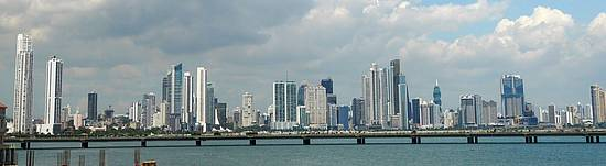 Skyline Panama City